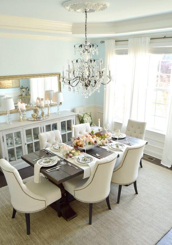 Formal Dining Room Ideas 17