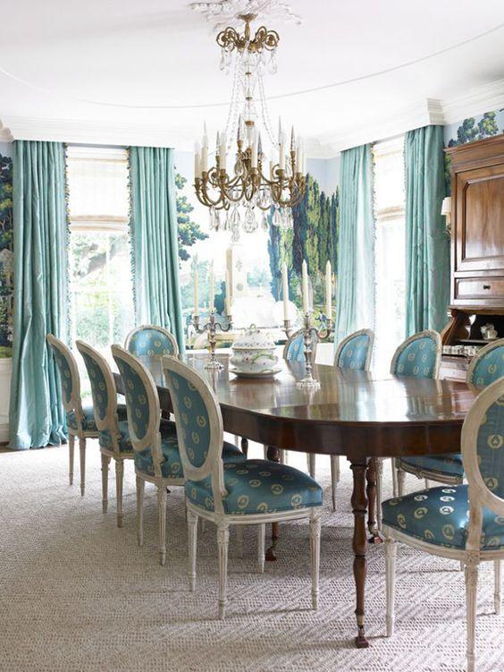 Formal Dining Room Ideas 19