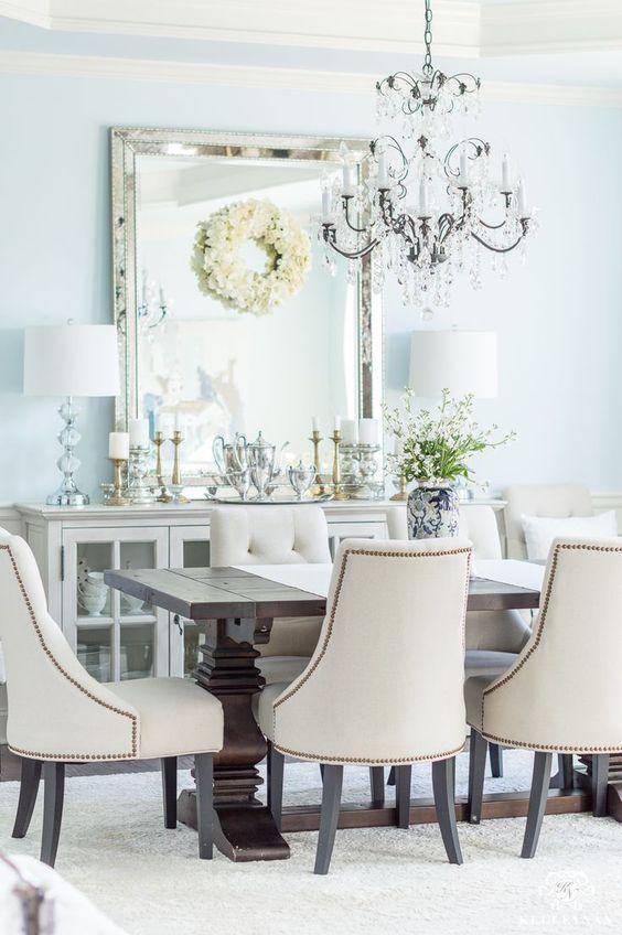 Formal Dining Room Ideas: Elegant Classic Look