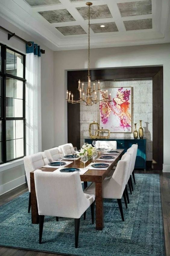 Formal Dining Room Ideas 20