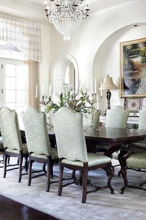 Formal Dining Room Ideas 21