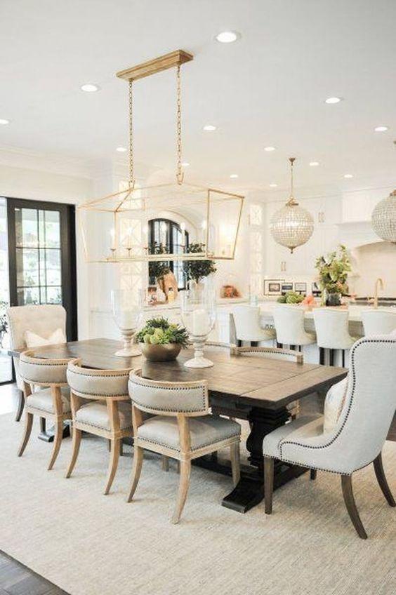 Formal Dining Room Ideas 22