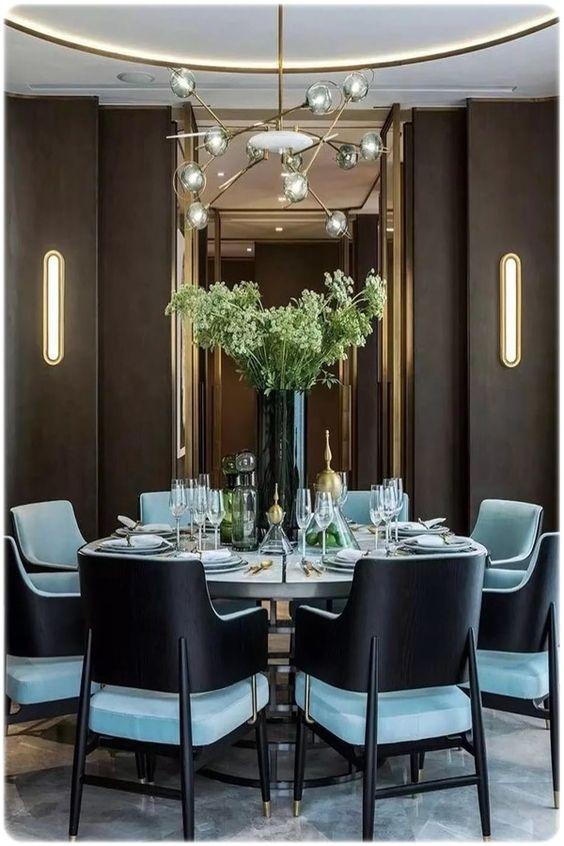 Formal Dining Room Ideas 23