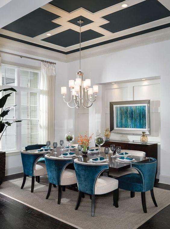 Formal Dining Room Ideas 25