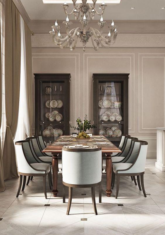 Formal Dining Room Ideas 9