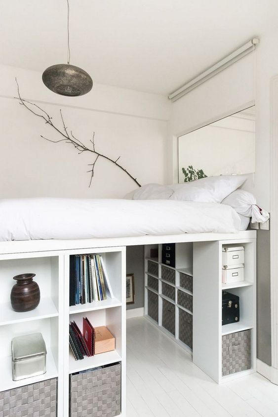 Loft Bedroom Ideas: Functional Loft Bedroom