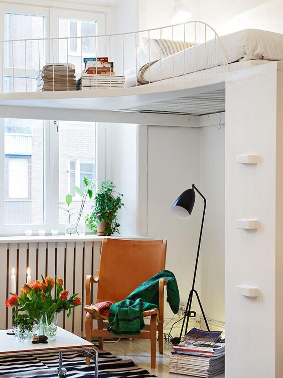 Loft Bedroom Ideas 13