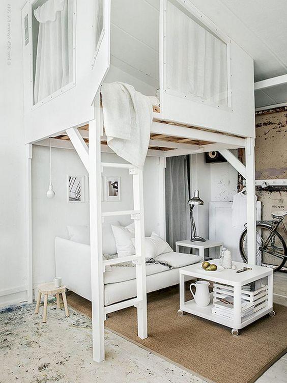 Loft Bedroom Ideas 16