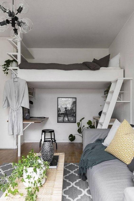 Loft Bedroom Ideas 19