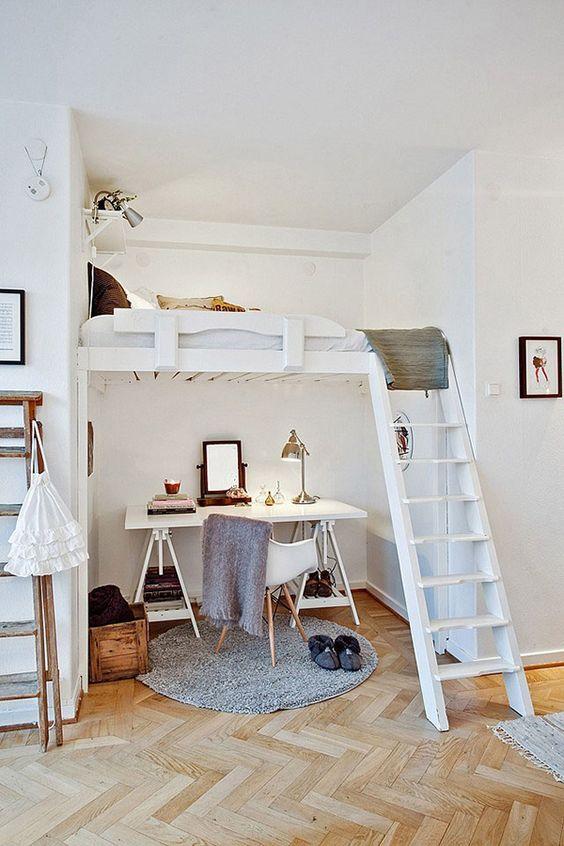 Loft Bedroom Ideas 21