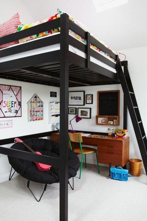 Loft Bedroom Ideas 22