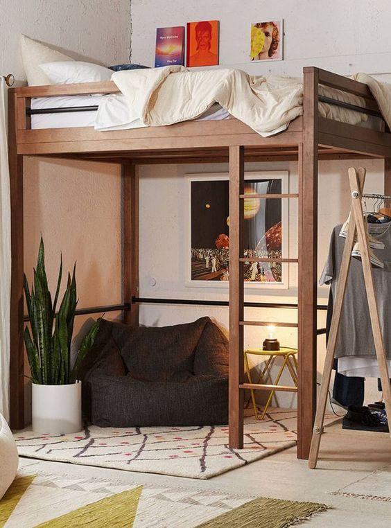 Loft Bedroom Ideas 24