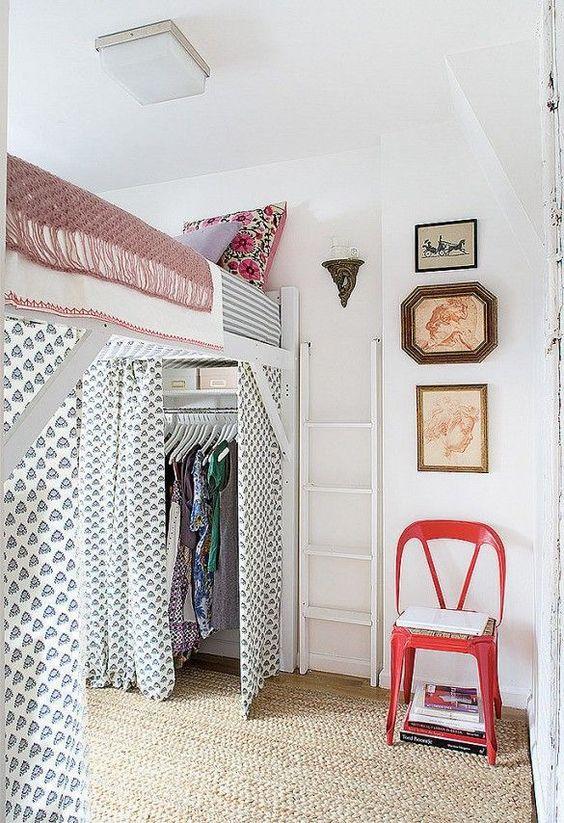 Loft Bedroom Ideas: Decorative Loft Bedroom