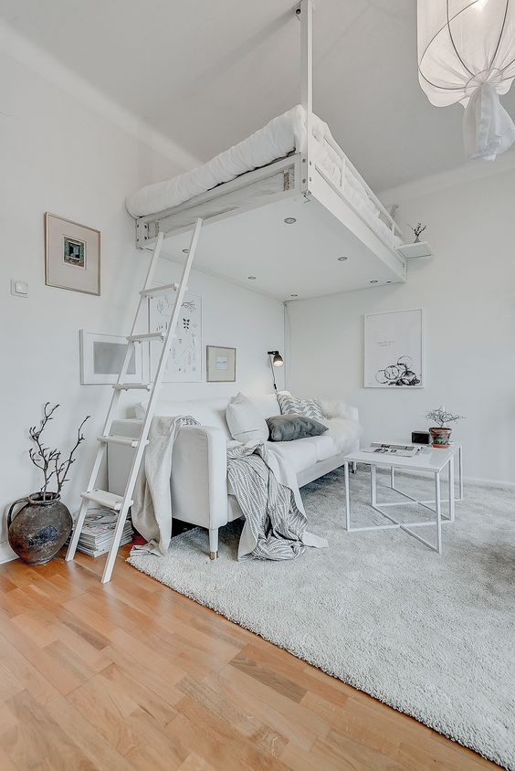 Loft Bedroom Ideas 5