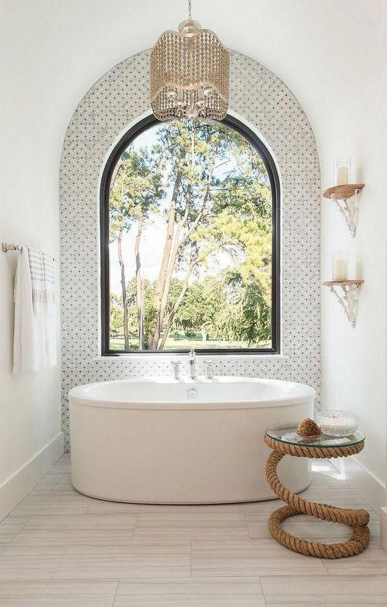Bathroom Bathtub Ideas: Stunning Modern Tub