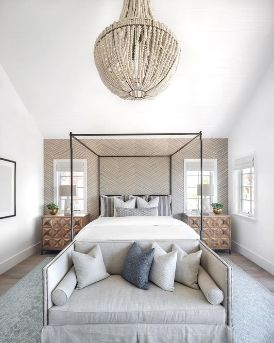 Modern Bedroom Ideas: Stunning Neutral Tones
