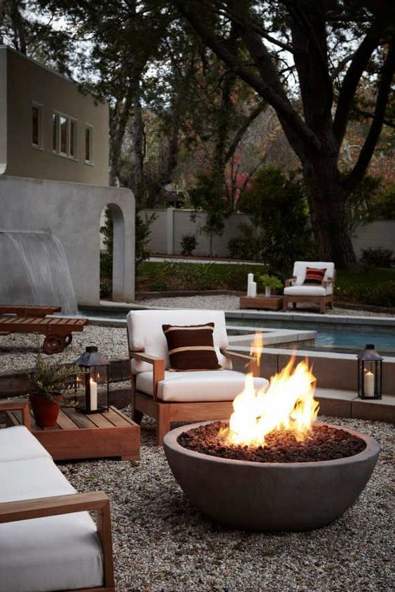 Backyard Sitting Area Ideas: Cozy and Simple