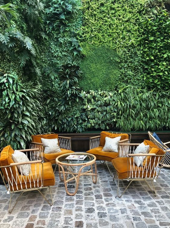 Backyard Sitting Area Ideas: Stylish Modern Look