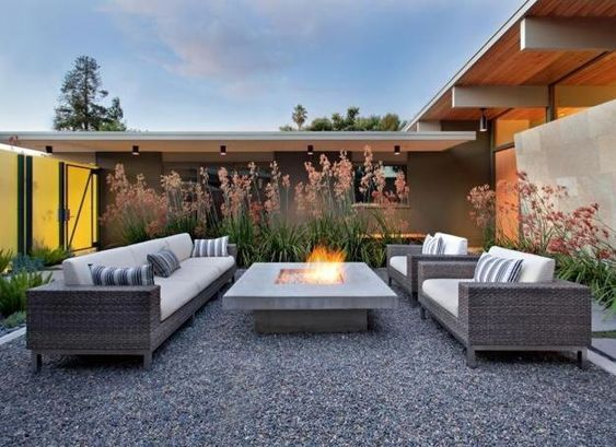 Backyard Sitting Area Ideas