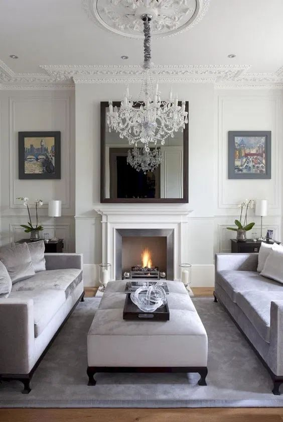 Elegant Living Room Ideas 7