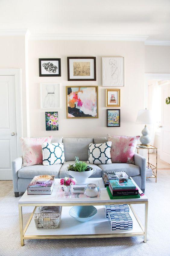 Apartment Living Room Ideas 4