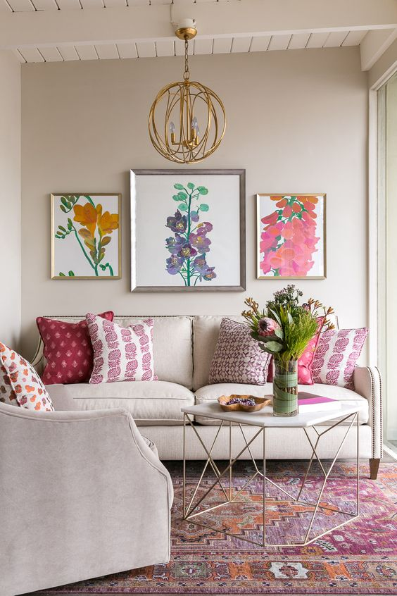 Apartment Living Room Ideas 5