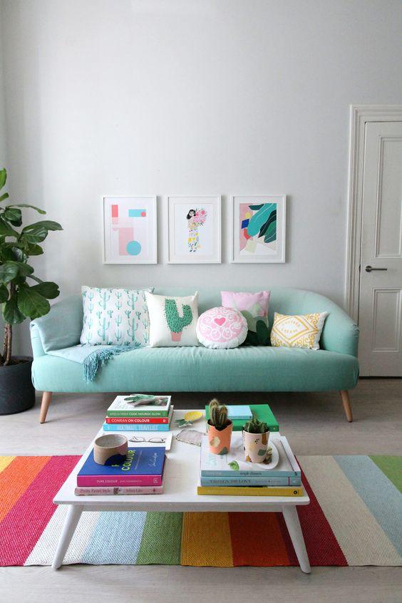 Apartment Living Room Ideas 7
