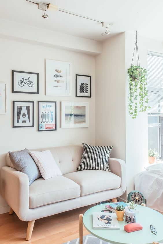Apartment Living Room Ideas 8