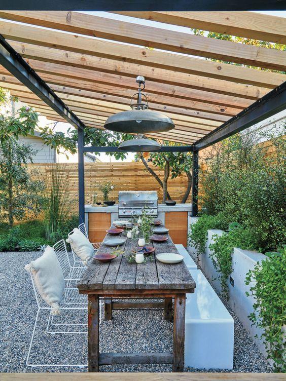 Backyard Grill Ideas 10
