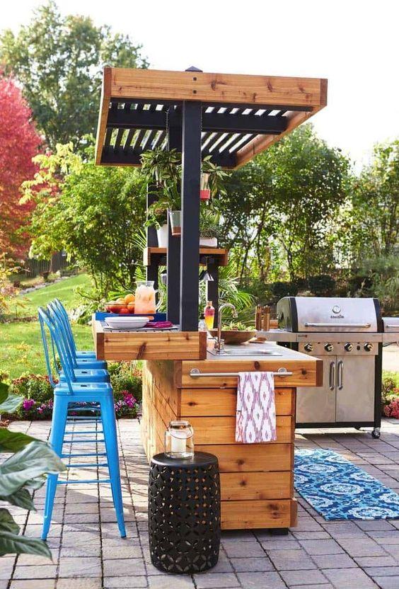 Backyard Grill Ideas 2