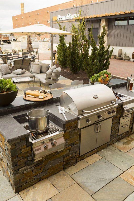Backyard Grill Ideas 3