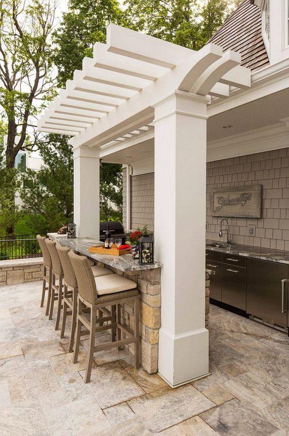 Backyard Grill Ideas 7