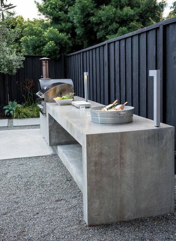 Backyard Grill Ideas 9