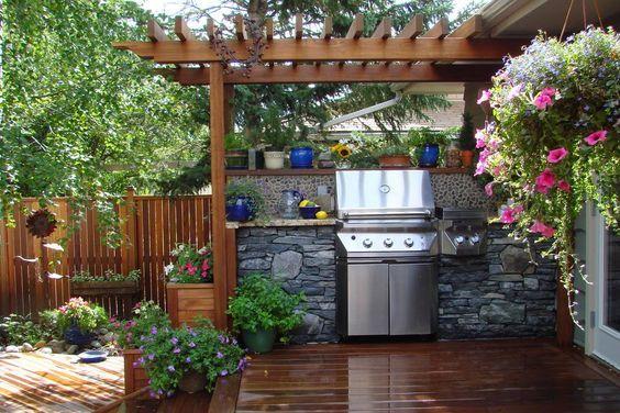 Backyard Grill Ideas