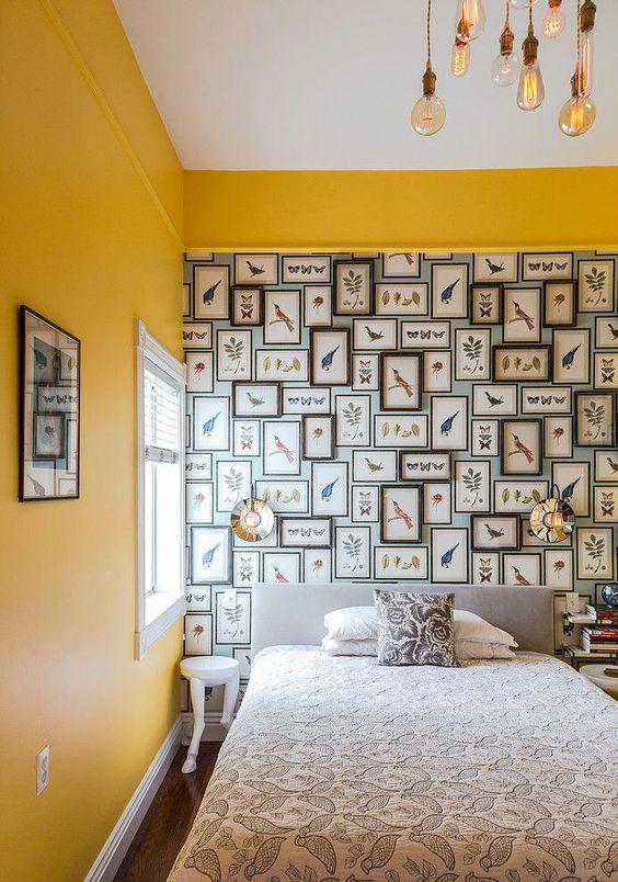 Yellow Bedroom Ideas 1