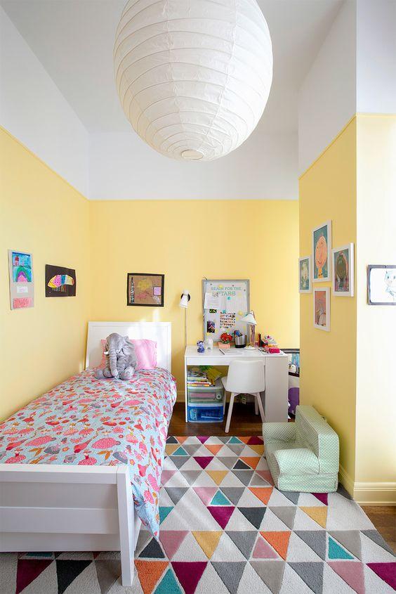 Yellow Bedroom Ideas 2