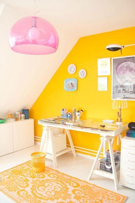 Yellow Bedroom Ideas 4